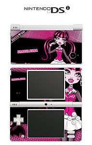 SKIN   STICKERS   NINTENDO AUTOCOLLANT DSI   MONSTER HIGH DRACULAURA