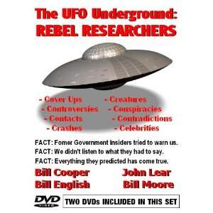 The UFO Underground Rebel Researchers Bill Knell Movies & TV