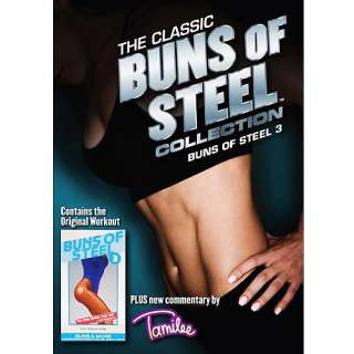 Buns Of Steel Collection: Buns Of Steel 3   Buns And More: TV Shows