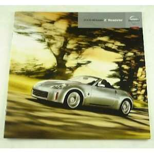 09 Nissan Z Roadster BROCHURE Tour Grand 350 350Z Everything Else