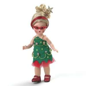 MADAME ALEXANDER Oh Christmas Tree Collectible Doll  Toys & Games