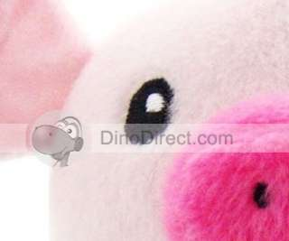 Wholesale Cute Cartoon Pig Velvet Squeaker Dog Toy   DinoDirect
