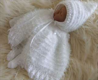 Free Knitting Patterns For Newborn Sweater Sets : baby knitting sets fun4all