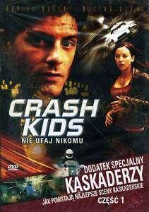 Crash KidsTrust No One (Daniel Buder Milena Karas) DVD