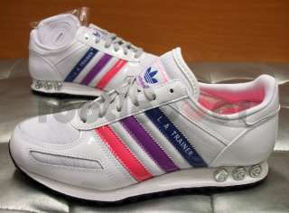Scarpe Adidas La Trainer TG 38 V22587 running uomo donna junior 2012