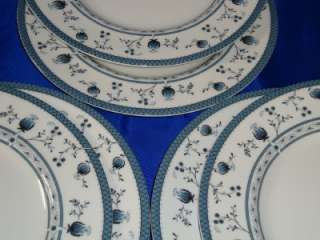 Royal Doulton CAMBRIDGE Collection SALAD Plates 8