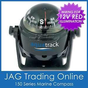 AQUATRACK 150 SER MARINE COMPASS BOAT/CARAVAN/4x4/TRUCK
