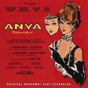 ANYA (1965 Original Broadway Cast) [Cast Recording, Original