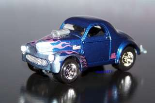 LIMITED EDITION 1941 WILLYS GASSER DRAG CAR MINT 1/64