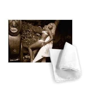 Elke Sommer   Tea Towel 100% Cotton   Art247   Tea Towel   46x70cm