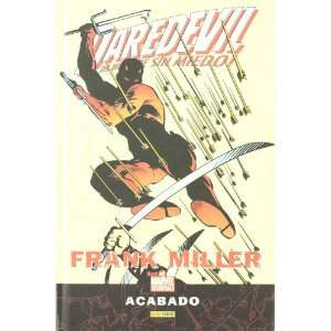 Daredevil. Acabado (9788498853650): Frank Miller: Books