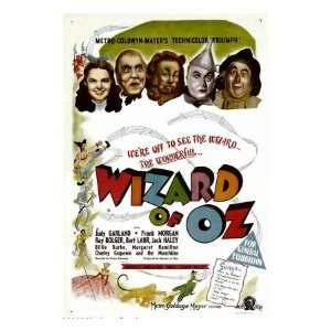 The Wizard of Oz, Judy Garland, Frank Morgan, 1939 Premium