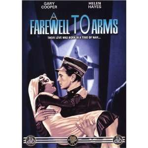 Farewell To Arms Helen Hayes, Gary Cooper, Frank Borzage Movies & TV