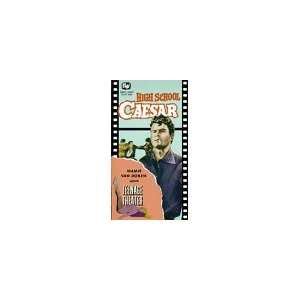 High School Caesar [VHS]: John Ashley, Gary Vinson, Steve Stevens