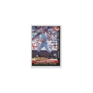 1993 Post #25   George Brett Sports Collectibles