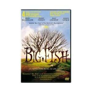 Big Fish : Widescreen Edition: Jessica Lange: Movies & TV