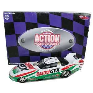 John Force Diecast Castrol GTX 1/24 1997 Autographed Toys