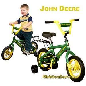 John Deere 12 Bike by Ertl: Toys & Games