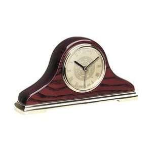 Wake Forest   Napoleon II Mantle Clock: Sports & Outdoors