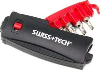 Swiss Tech Micro Ratchet 7 in 1 Tool