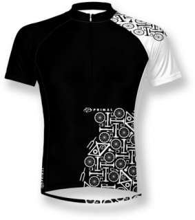 Primal Wear Parts Bike Jersey   Mens   2011   OUTLET