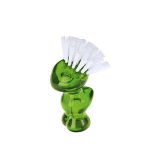 Koziol MINI TWEETIE Brush   OLIVE GREEN