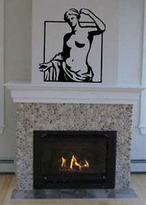Venus de Milo Vinyl Wall Art Decal Decor Greek Roman