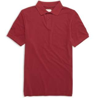 This is Not a Polo Shirt Faux Pocket Polo Shirt  MR PORTER