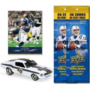 Upper Deck NFL 1967 Ford Mustang Fastback with Trading