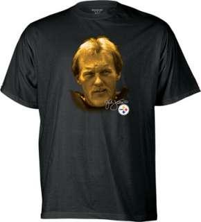 Jack Lambert Reebok Retired Great Profile Pittsburgh Steelers T Shirt