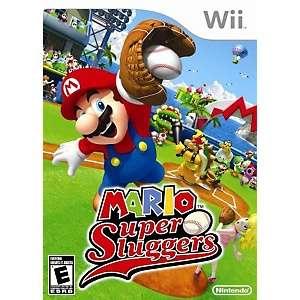 Mario Super Sluggers (Nintendo Wii)