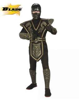 Dragon Warrior Ninja Kids Costume  Boys Ninjas Halloween Costumes