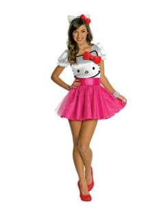 Hello Kitty Costumes  Cheap Teens Cartoon Characters Halloween