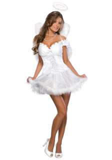 Adult Heavenly Angel Costume   Sexy Angel Costumes