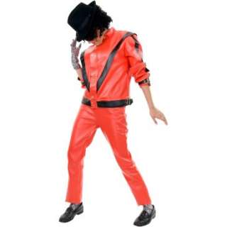 Thriller Jacket Adult Costume, 65848