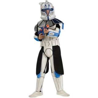 Star Wars Animated Deluxe Clone Trooper Leader