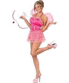 Sexy Cupid Costume  Cute Pink Cupid Costume