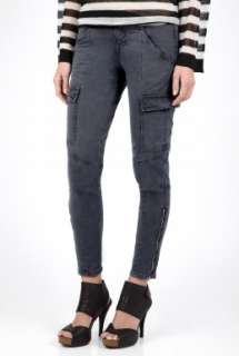 Brand  Navy Houlihan Low Rise Skinny Cargo Jeans by J Brand