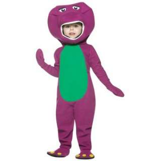 Child Barney the Dinosaur Costume   Barney and Friends Costumes