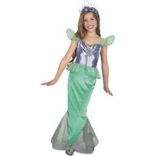 Child Ariel Costume   The Little Mermaid Costumes   15DG6309