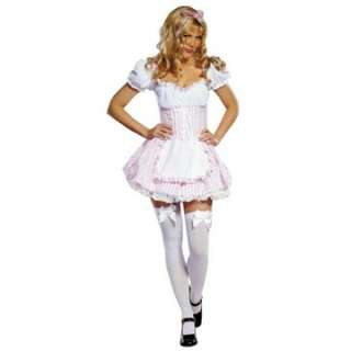 Adult Sexy Candy Striper Costume   Sexy Halloween Costumes   15CS770