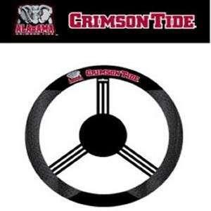 Alabama Crimson Tide Mesh Steering Wheel Cover  Sports