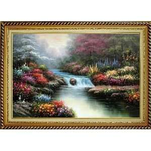 Liner Gold Wood Frame 30.5 x 42.5 inches