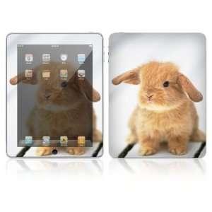 Apple iPad Decal Vinyl Sticker Skin   Sweetness Rabbit