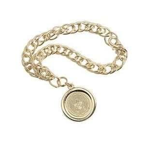 Penn   Charm Bracelet   Gold