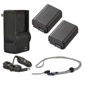 Sony High Capacity Lithium Ion Replacement for Sony NP