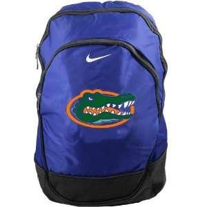 Nike Florida Gators Royal Blue NCAA Backpack Sports