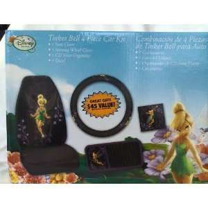 Disney Fairies Tinker Bell 4 Piece Car Kit