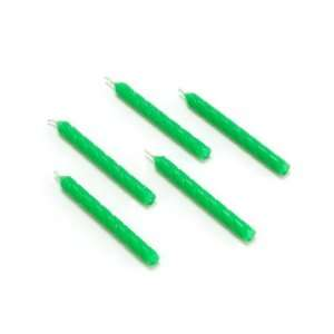 John Deere Green Birthday Candles (16 pack)   169397