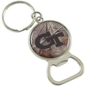 Jackets Real Tree Camo Bottle Opener Keychain: Sports & Outdoors